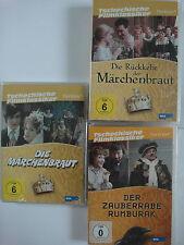 Die Märchenbraut + Rückkehr + Zauberrabe Rumburak, Sammlung komplette Geschichte