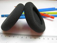 2 Ohrpolster Schaumstoff 8 cm für Kopfhörer passt zu Sennheiser HD 450 480 490