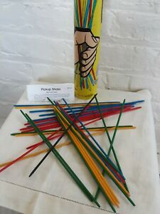 Pressman Giant Pick Up Sticks - Classic Game from Yesterday That's Fun Today