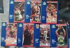 Lot Modern (1970-Now) 1991-92 Basketball Trading Cards