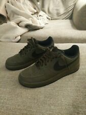 super popular ec9cc 58a08 Nike Air Force 1 Low Military Green size 10.5
