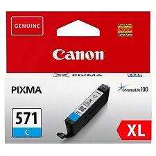 Cartucho tinta canon Cli-571c XL cian