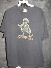 Jimi Hendrix Classic Black Jimi Hendrix Large T-Shirt