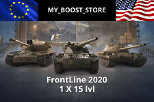 World Of Tanks (WOT) FrontLine ALL SOLD| NOT BONUS CODE
