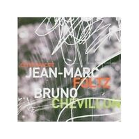 Cette Opacite Jean-Marc Foltz Bruno Chevillon cd NEW!