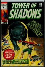 Marvel Comics Tower of SHADOWS #6 The Man In The Rat-Hole FN/VFN 7.0