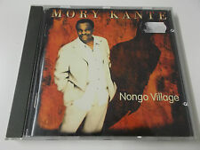 MORY KANTE - NONGO VILLAGE - 1993 BARCLAY CD ALBUM (731452126726)