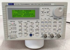 Thurlby Thandar Instruments TG1010A Programmable 10MHz DDS Function Generator