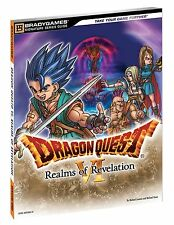 *NEW* OSG Dragon Quest VI Realms of Revelation Signature Series Guide BradyGames