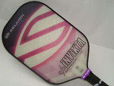 ALL NEW SELKIRK AMPED X5 INVIKTA PICKLEBALL PADDLE FIBER FLEX  Amethyst Purple