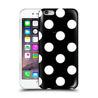 Custodia Cover Design Pois Grandi Per Apple iPhone 4 4s 5 5s 5c 6 6s 7 Plus SE