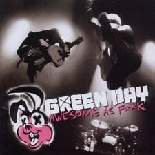 GREEN DAY  - AWESOME AS FUCK -CD+DVD