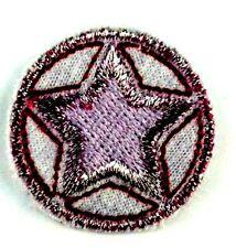 Applikation zum Aufbügeln Bügelbild 3-561 Stern