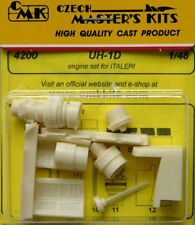 CMK 1/48 UH-1D Engine Set for Italeri # 4200