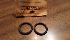 NOS Harley Fork Tube Cap O Ring 45780-52 Qty 2