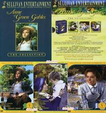 Anne of Green Gables Trilogy Box Set (Dvd, 2006, 3-Disc Set)New Factory Sealed!