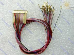 I-PEX 20453-20455 40Pin LVDS EDP LED Cable DIY 0.5 mm Pitch For LCD screen kit