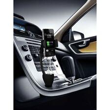 Car Mount Charger Socket Holder Extra 2-Port USB Dock Cradle for Smartphones