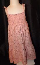NEW girls CRAZY 8 pink sleeveless summer dress Size 18/24 months