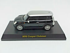 KYOSHO 1:64 - MiniCar Collection Diecast Mini Cooper Clubman negro