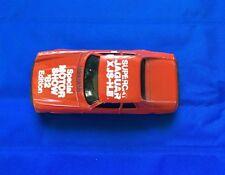 Vintage Corgi Juniors Jaguar XJ-S Supercat Motor Show '82 Diecast Car Red 1980s