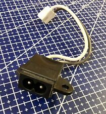 SONY PS3 PLAYSTATION 3 SLIM PSU POWER SOCKET MODULE - HSC0616 / HSC0617 OEM
