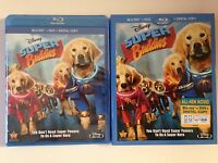 Super Buddies (Blu-ray/DVD, 2013, 2-Disc Set) (NEW) w/slipcover