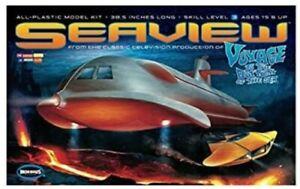Moebius 707 Voyage to the Bottom of the Sea Seaview Submarine 1/128 Scale Kit