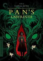 Pan's Labyrinth (Criterion Collection, New, DVD, 2006, Region 1, Loose Discs)