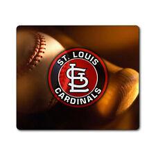 St. Louis Cardinals Baseball Large Mousepad Mouse Pad Great Gift Idea LMP2025