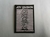 JOY DIVISION MUSIC PATCH: SEW or IRON ON: POP PUNK ROCK HEAVY METAL (a)