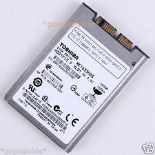 "Work Toshiba MK1633GSG 160 GB 5400 RPM 1.8"" micro-SATA 16 MB HDD Hard Disk Drive"