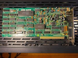 Creative Sound Blaster 1.5 8-Bit ISA Sound Card CT1320C -ONE OWNER-