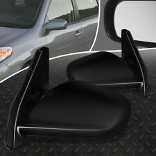 FOR 03-08 TOYOTA MATRIX PONTIAC VIBE PAIR OE STYLE POWERED SIDE VIEW DOOR MIRROR