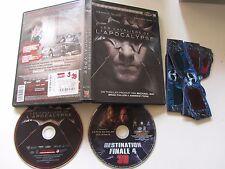 Les Cavaliers de l'apocalypse + Destination finale 4, coffret 2DVD, Horreur