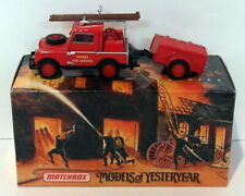 Matchbox 1/43 Scale Diecast YFE02 - 1948 Land Rover Auxiliary