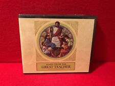 Learn From The Great Teacher American Sign Language Edition Audiobook Bible New