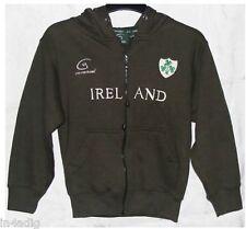 Irland Kinder Alter 1-2 Rugby Kapuzenpulli - Live for Rugby