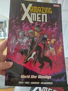 Amazing X-men Volume 2: World War Wendigo