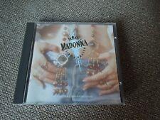 Madonna Like A Prayer RARE USA CD Album