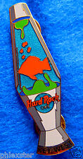 KEY WEST PROTOTYPE FISH LAVA MOTION LAMP SERIES NEVER SOLD Hard Rock Cafe PIN