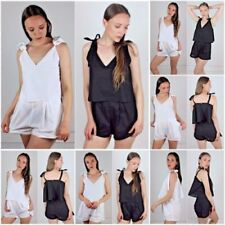 V Neck Patternless Kimono Sleeve Jumpsuits & Playsuits for Women