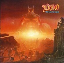 DIO - The Last in Line - NEW SEALED LP Limited colored vinyl
