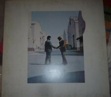 PINK FLOYD WISH YOU WERE HERE vinile 33 giri del 1975 usato