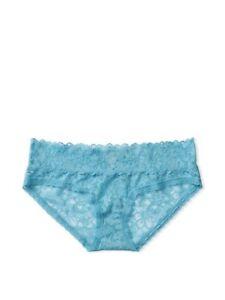 VICTORIA'S SECRET XL THE LACIE Floral Lace Hiphugger Panty