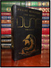 The Great Dune Trilogy by Frank Herbert New Deluxe Leather Bound Gift Hardcover