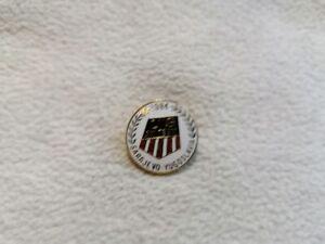 US Ski Team for Olympic Games Sarajevo Yugoslavia 1984 pin/badge