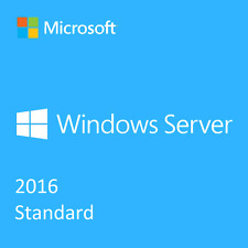 Microsoft Windows Server 2016 Standard Digital License Download Key