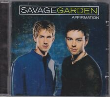 SAVAGE GARDEN - affirmation CD