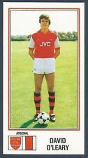 PANINI FOOTBALL 83-#011-ARSENAL & EIRE-DAVID O'LEARY